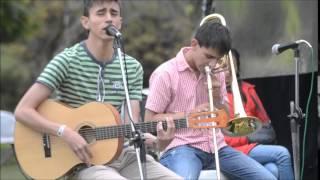 Sebastian Ballesteros - Clandestino Manu chao - Cover.