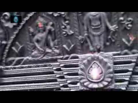 Silver Plated Main Door of Muktinath Mandir