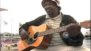 The Good The Bad & The Ugly - Busker in Cape Town SA
