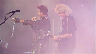 Queen + Adam Lambert - Another One Bites the Dust - 09/16/2015 - Live in Sao Paulo, Brazil