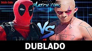DEADPOOL vs DEADPOOL | DUBLADO (Ismahawk)