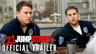 21 JUMP STREET - Official Red Band Trailer - In Theaters 3/16/12!