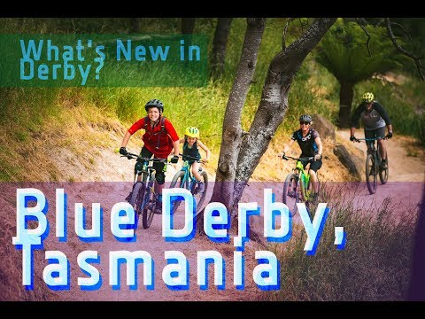 """What's New In Derby"""" - More Family-Friendly Trails, Food, Descending Trails, Yoga and Much More!"""