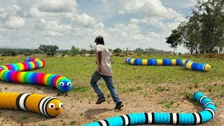 Slither.io In Real Life 2 width=