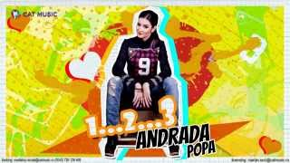 Andrada Popa - 1...2...3 (Official Lyric Video)