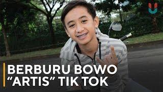 "Mencari Bowo ""Artis"" Tik Tok Idola Baru Anak-anak"