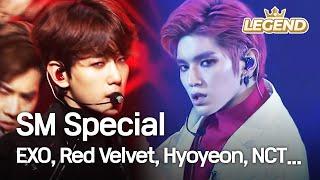 SM Special - EXO, Red Velvet, Hyoyeon, NCT Dream, NCT U [2018 KBS Song Festival / 2018.12.28]