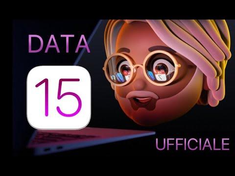 iOS 15: ECCO la DATA UFFICIALE di PRESEN …