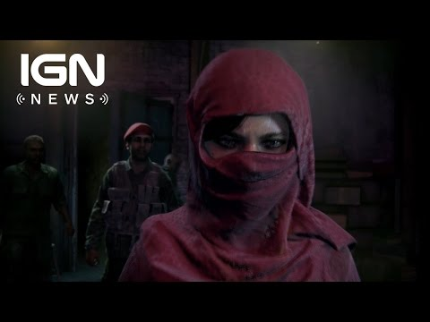 Uncharted: The Lost Legacy Setting, Story Details Revealed - IGN News