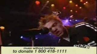 Sum41- Handle this live(music without borders)