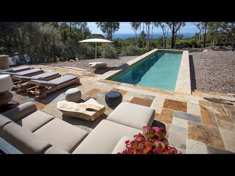 Tour Ellen DeGeneres' Santa Barbara mansion, on sale for $45 million