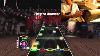 Guitar Hero Live guitar: Through The Fire And Flames intro