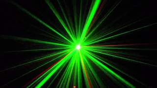 Mini Disco Laser HD