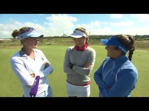 Links Skills Challenge at  the Aberdeen Asset Management Ladies Scottish Open