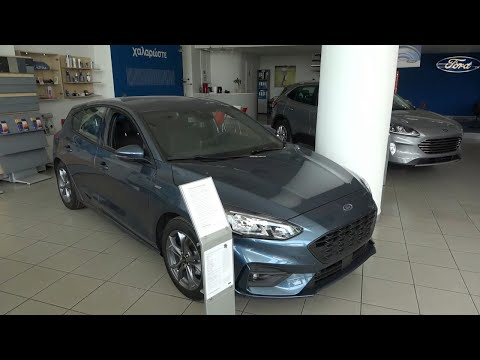 The 2020 Ford Focus STLine 1.0 exterior interior walkaround