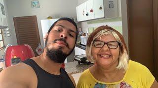 A BETE LOIRA VOLTOU!!! TORTINHA DE ABOBRINHA COM FUBÁ!!! #cozinhandoaovivo