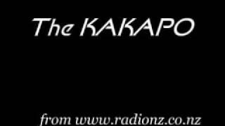 Kākāpō bird call