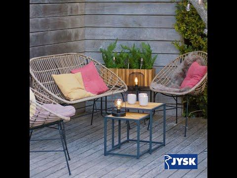 Få mest muligt ud af sommeren | JYSK