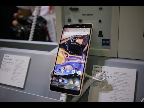 Nokia 7 Plus - hands-on și primele impresii