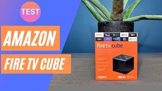 vidéo test Amazon Fire TV Cube par Kulture ChroniK
