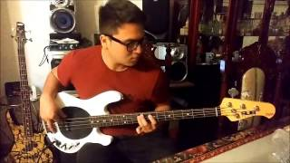 Odisseo - Mentía [Bass Cover] With Tabs