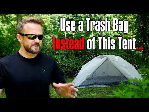 UNACCEPTABLE - NatureHike Vik 2 Tent - Agenda Free Review