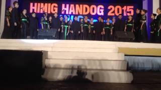 "University of the Visayas Chorale - ""Pasayawa Ko 'Day"" 02/22/2015"