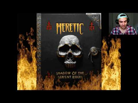 HERETIC EN DIRECTO