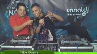 DJ Filipe Guerra - Programa Dance Now - 26.11.2016 ( Entrevista )