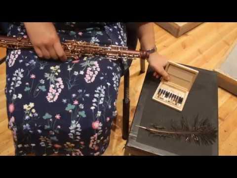 Instrumentpresentation med SON: oboe