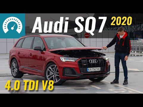 Audi SQ7 Basis