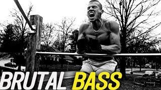 WORKOUT MOTIVATION MUSIC 💣 BRUTAL BASS #3