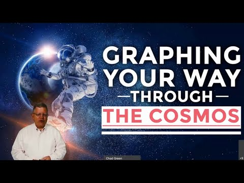 Graphing Your Way Through the Cosmos: Common Data Problems Solved with Graphs - Chad Green