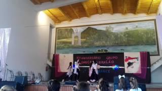 16° Aniversário Grupo Dança Vibração
