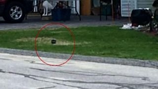 Live cannonball found, MA neighborhood forced to evacuate