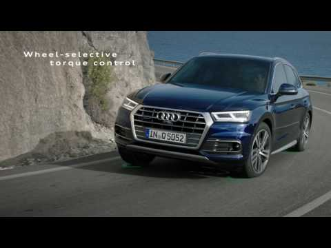 The new Audi Q5 - quattro