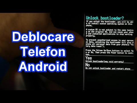 Deblocare bootloader telefon Android