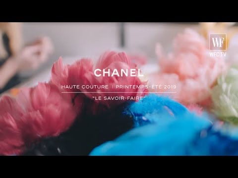 Chanel  | Haute Couture | Printemps — SS 2019