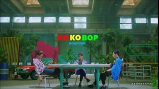 "[RINGTONE] EXO ""Kokobop"""