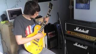 Sweet Child O' Mine Solo - Dan Llewellyn - Gun's N' Roses (Cover)