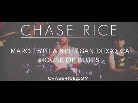 Chase Rice at San Diego HOB