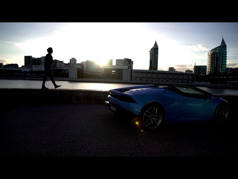 "Behind the Scenes of ""Lamborghini Huracán: Driven by Instinct"""