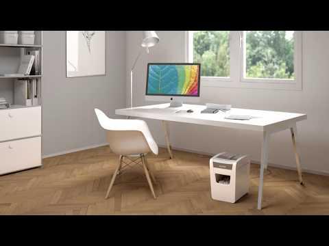 Leitz IQ Aktenvernichter Home Office Slim Sicherheitsstufe P4 (DE)