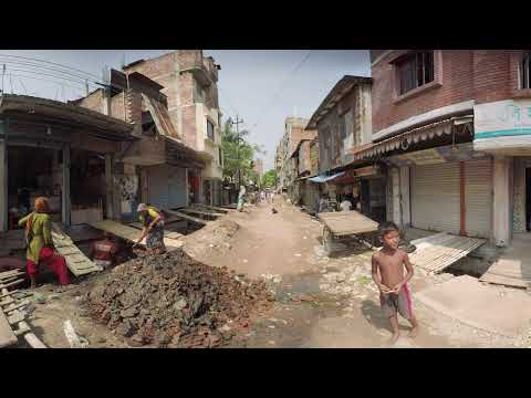 Barshas Letter a 360 video about Disaster Risk Reduction in Bangladesh