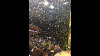Confetti at Graduation