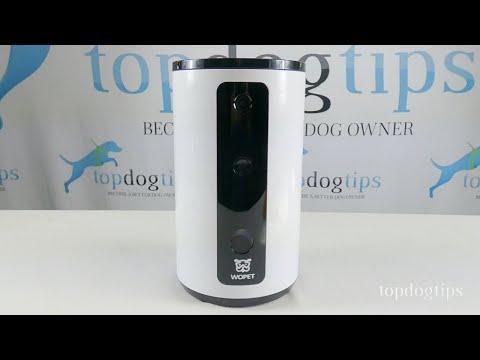 WOpet Smart Pet Camera with Treat Dispenser Review