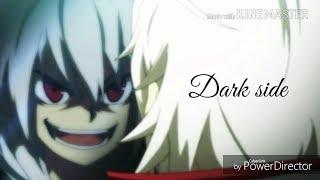 Beyblade burst [Shu kurenai] amv [Dark Side- Spriggan's perspective]