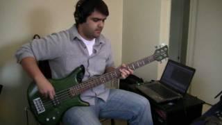 Engenheiros do Hawaii - Ando Só (Cover Baixo/Bass com TABs)