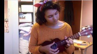 glow - salvador sobral ukulele cover + tab