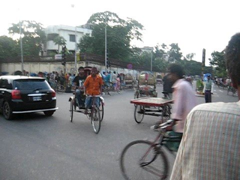 Dhaka – view from a rickshaw 3